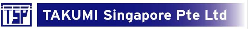 TAKUMI SINGAPORE LOGO